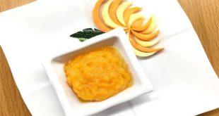 Cách làm hỗn hợp táo cà rốt cho bé ăn dặm (2)