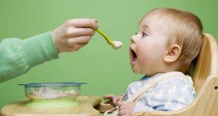Thực đơn ăn dặm kiểu truyền thống cho bé 7 tháng tuổi