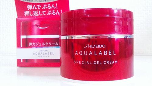 Kem dưỡng da ban đêm Shiseido Aqualabel