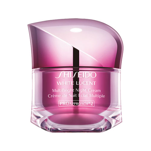 Kem dưỡng da ban đêm Shiseido White Lucent MultiBright Night Cream