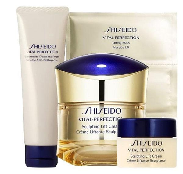 Kem dưỡng da chỗng lão hóa Shiseido Sculpting Lift Cream