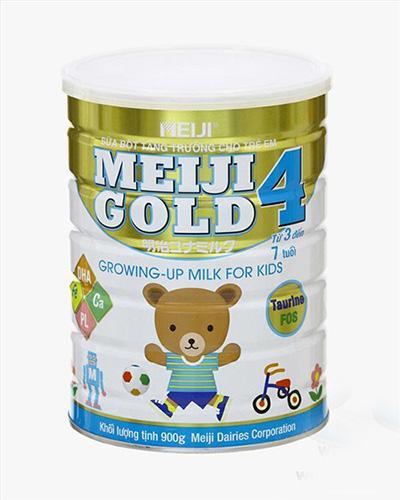 Sữa Meiji Gold 4 cho bé trên 3 tuổi