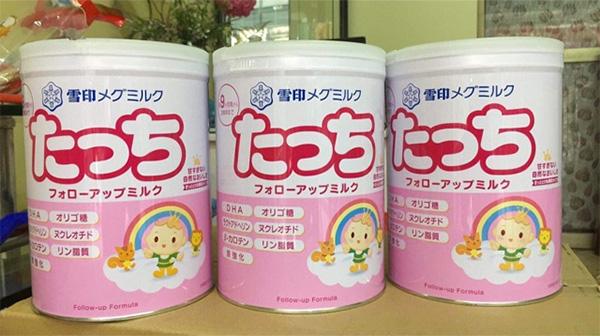 Sữa Snow Baby Nhật là dòng sữa tốt nhất cho hệ miễn dịch