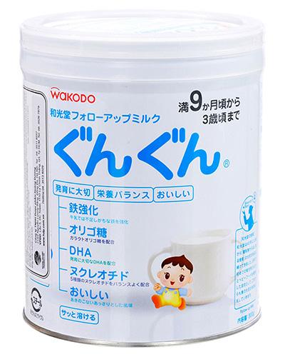 Sữa Wakodo là dòng sữa Nhật tốt, giá tốt nhất